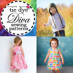 Tie Dye Diva Sewing Patterns
