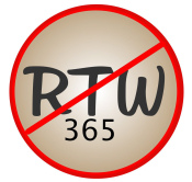 I'm participating in the RTW Fast 2014!