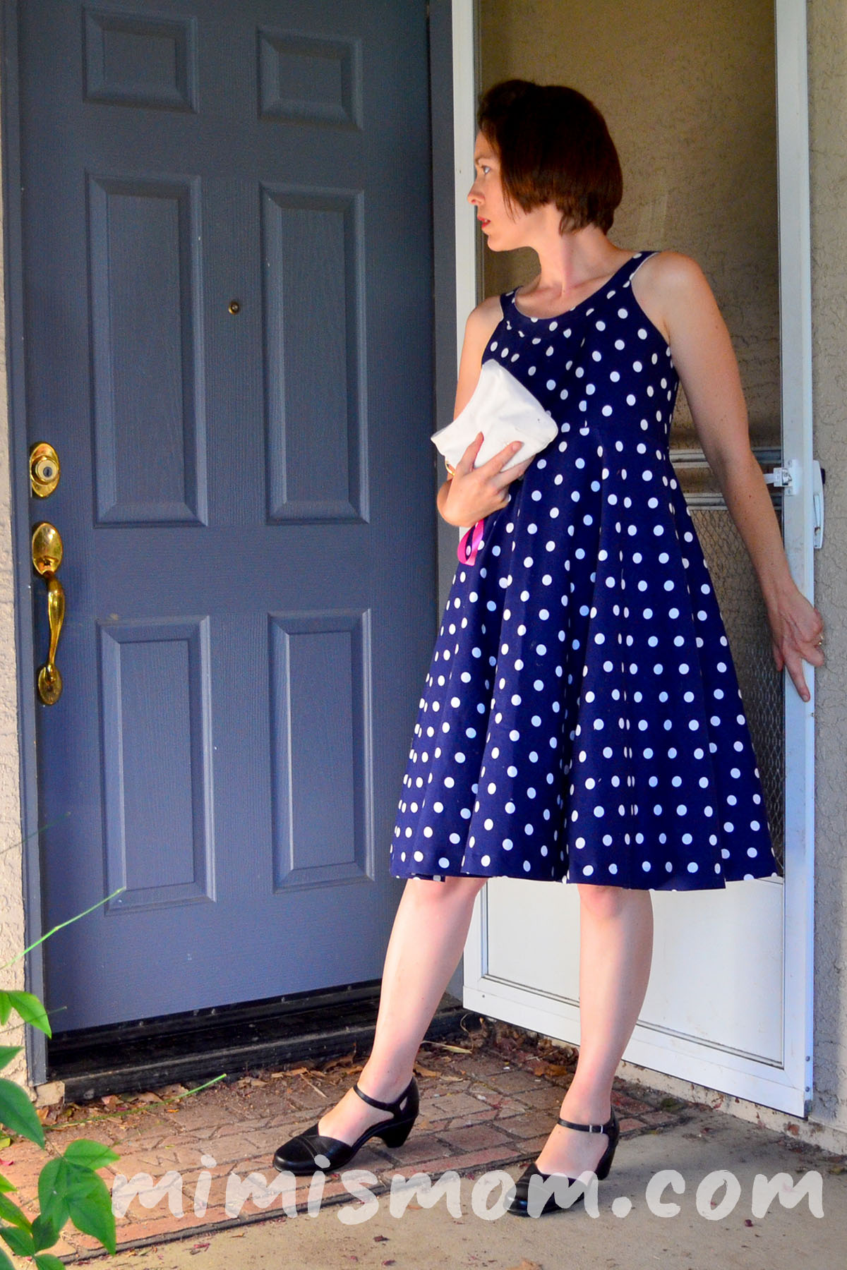 Lorelei Dress Blog Tour