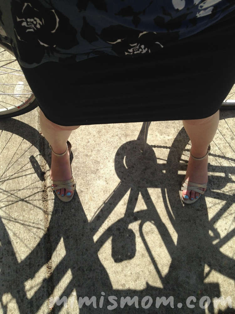 Riding on Bikes with Skirts - A Summer of No Pants Guest Post