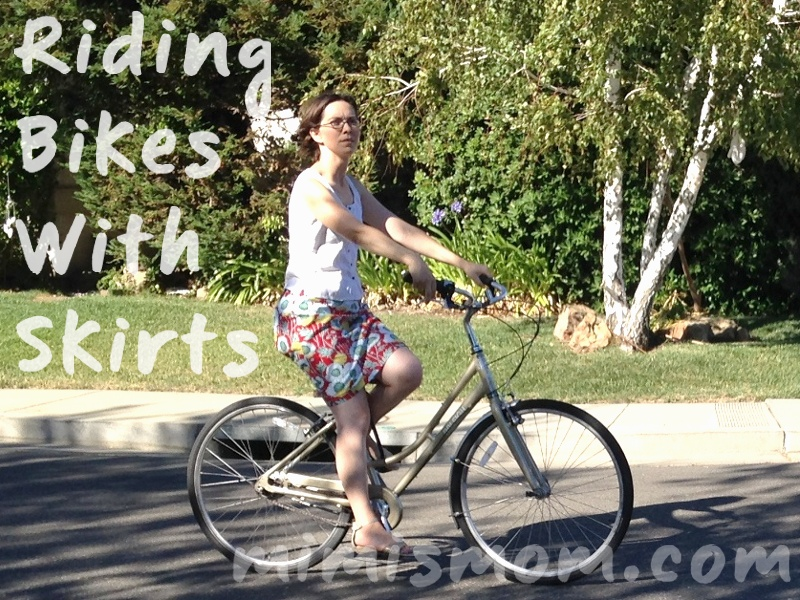 Riding on Bikes With Skirts - Summer of No Pants