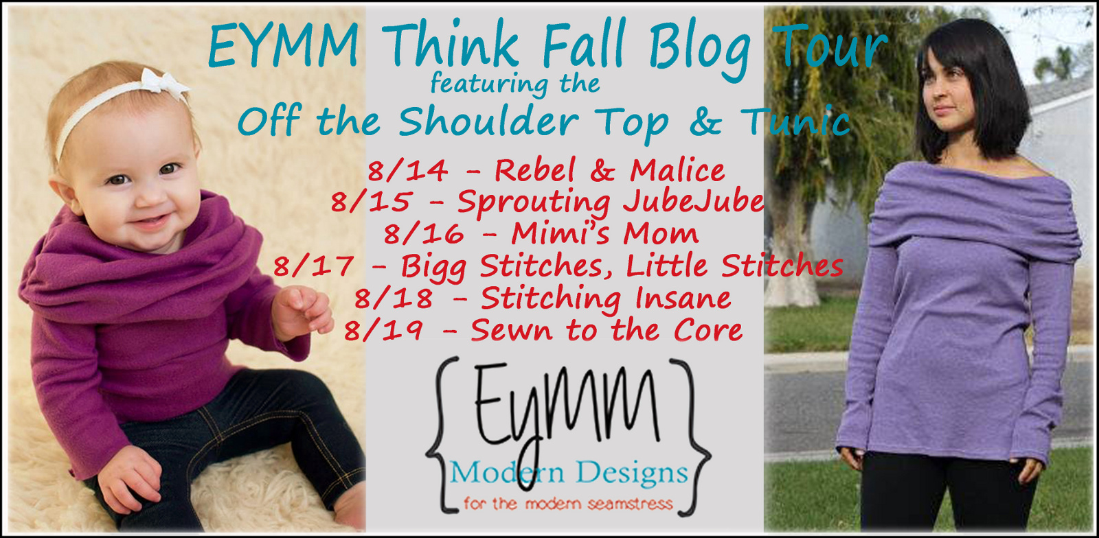EYMM Think Fall Blog Tour