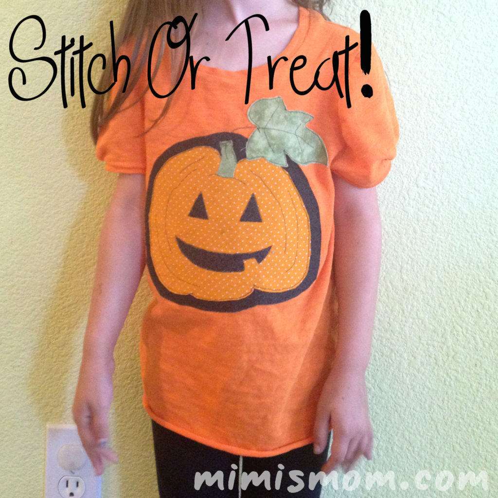 Fun Pumpkin Tee!